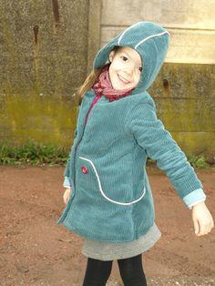 Louisa coat - Compagnie M