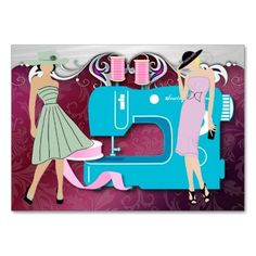 Get customizable Sewing business cards or make your own from scratch! ✅ Premium cards printed on a variety of high quality paper types. Fashion Business Cards, Fashion Sewing, Things To Come, Family Guy, Prints, How To Make, Design, Art Print