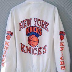 c1ab0930d2a Starter NY Knicks Pullover.