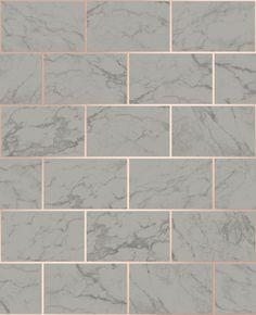 Rose Gold Bedroom Wallpaper, Grey Kitchen Wallpaper, Grey And Gold Wallpaper, Rose Gold Marble Wallpaper, Grey Kitchen Tiles, Charcoal Wallpaper, Rose Gold Kitchen, Metallic Wallpaper, Bathroom Wallpaper