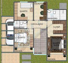 Residência Gerânio - COD 652 - Casas Kurten