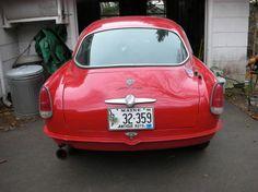 Antique Alfa - 1959 Alfa Romeo Giulietta Sprint - SCD Motors - The Sports, Racing and Vintage Car Market