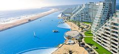 San Alfonso Del Mar, Chile  Yes, this is a pool!!!!