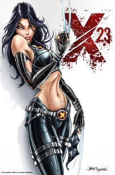 X-23 on Pinterest
