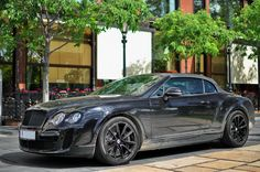 Bentley Continental Supersports Convertible 004