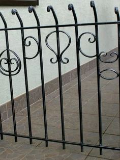 Branka ke schodům