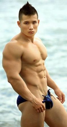 Hot Asian Muscle 119