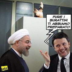 #IoSeguoItalianComics #Satira #Politica #Renzi #Italy