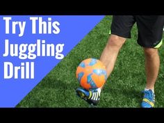 This video breaks down a soccer juggling drill that all players can do.