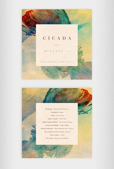 Jack Vanset - Covers, Cicida