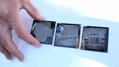 How to use a Holga Camera with wet plate photography: AMAZING! I learned wet plate photography in school AND toy cameras- so what a cool mix!
