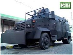 Armored Riot Vehicle