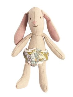 Maileg-Micro-Bunny-Rabbit-Baby-Girl-Vanilla-Floppy-Eared-Bunny-13cms