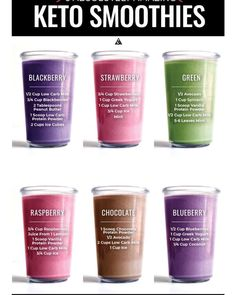 These low carb smoothies recipes are smoothies done right! Packed with protein, vitamins and nutrients — these keto breakfast smoothies are even tastier than the sugar filled drinks! Low carb smoothies make for the. Keto Breakfast Smoothie, Keto Smoothie Recipes, Low Carb Smoothies, Smoothie Drinks, Smoothie Diet, Lunch Smoothie, Ninja Blender Recipes, Vegetable Smoothie Recipes, Juice Cleanse Recipes