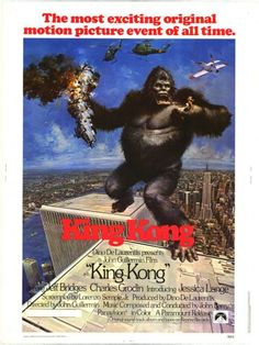 KING-KONG-Theatrical-1-Sheet-Poster-1976.-368x490.jpg (368×490)