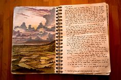 Jonathan Harris — Sketchbooks