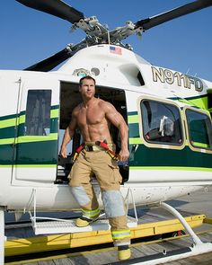Firefighter...oh hello.