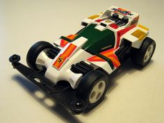 Dash 0 Horizon by Aran (original) | Mini 4WD | #Mini4WD | #Tamiya