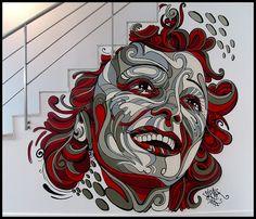 Edith Piaf by SHAKA