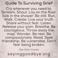 For teens with help grie coping
