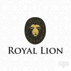 Logo with a prestigious & luxurious look & feel.