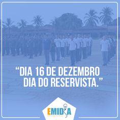 16 de Dezembro Dia do Reservista