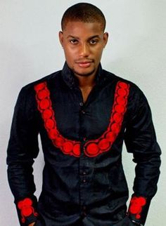 Subira Wahure Official African Couture Blog: MEN'S WEAR