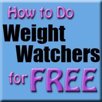 All the information you need to follow Weight Watchers - for free!