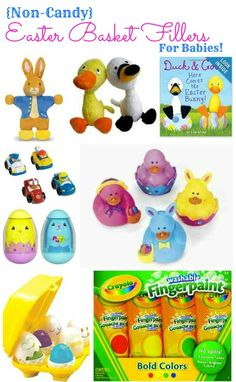 100 candy free easter basket ideas basket ideas easter baskets hurry and check out these 101 non candy easter basket ideas to fill your kids negle Gallery
