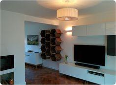 SteveO1's huis in Wokingham GB. Kijk binnen voor meer inspirerende interieurs op MADE.COM/nl/Unboxed.