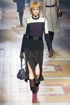 Lanvin Fall 2015 Ready-to-Wear Fashion Show: Complete Collection - Style.com
