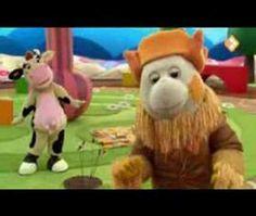 Liedje:  Bibaboerderij - Vliegen op een koeienvlaai (+afspeellijst)