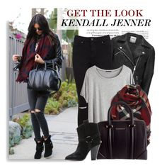 """Celebrity Style: Kendall Jenner"" by monmondefou ❤ liked on Polyvore"