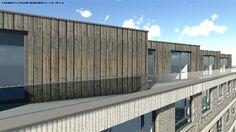 Bouw Zorgcentrum 'De MaasMeander' vordert vlot