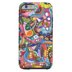 Colorful Abstract iPhone 6 case by