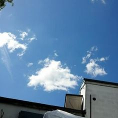 Crazy fun Sunday with the #dinosaur shaped cloud.  #clouds  #vine