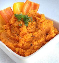 Dip de zanahoria con atún y chipotle, rápido y fácil de preparar.