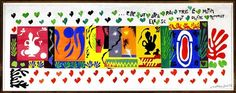 ARTE PARA NIÑOS: Henri Matisse o como dibujar con tijeras   RZ100 Cuentos de boca