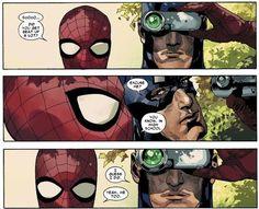 Spider-Man  Captain America