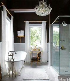 love= corner 2 window barhroom