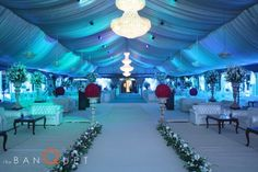 event tent from Shelter Tent      Widely used for wedding/ outdoor party/ reception hall.