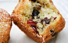Gojee - Christmas Morning Muffins by Ezra Pound Cake
