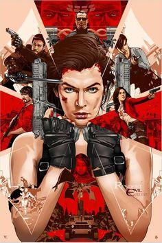 Resident Evil Obsession.