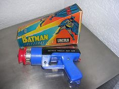 Batman Freezeray Gun, 1966 by Lincoln