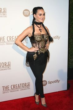 Katy Perry Photos - The Creators Party Presented by Spotify, Cicada, Los Angeles - Arrivals - Zimbio