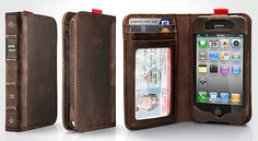 manly case and wallet.