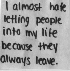 almost hate it