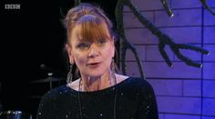 Samantha Bond Samantha Bond, Pearl Necklace, Chokers, String Of Pearls, Pearl Necklaces