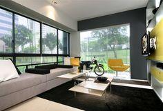 Cool Modern Interiors