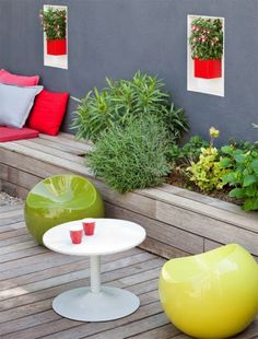 Wood In The Garden And On The Terrace: 53 Breathtaking Examples